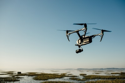 Drone bees can help farmers with drought-stricken agriculture