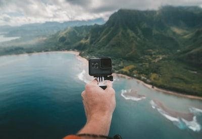 How to use a selfie drone for photography