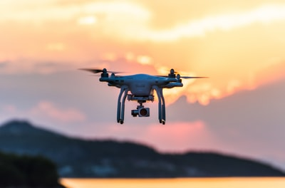 Drone-assisted landings at Christmas in the NT, Queensland